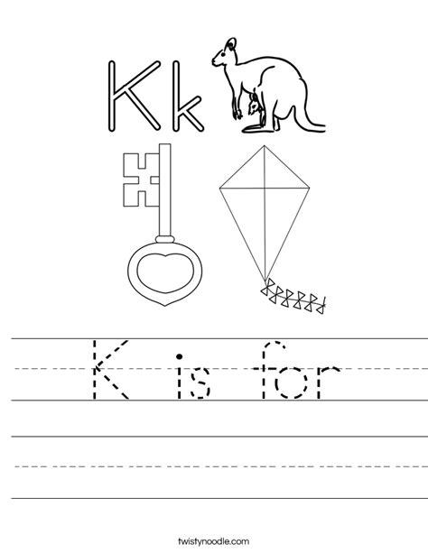 letter k worksheets beautiful letter k worksheets cover letter exles 9509