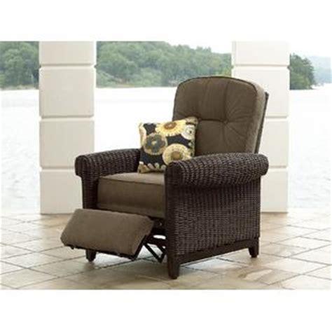 la z boy outdoor maddox recliner