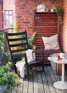 Kleine Wäschespinne Für Balkon : 77 coole ideen f r platzsparende m bel womit sie kokett den kleinen balkon gestalten ~ Markanthonyermac.com Haus und Dekorationen