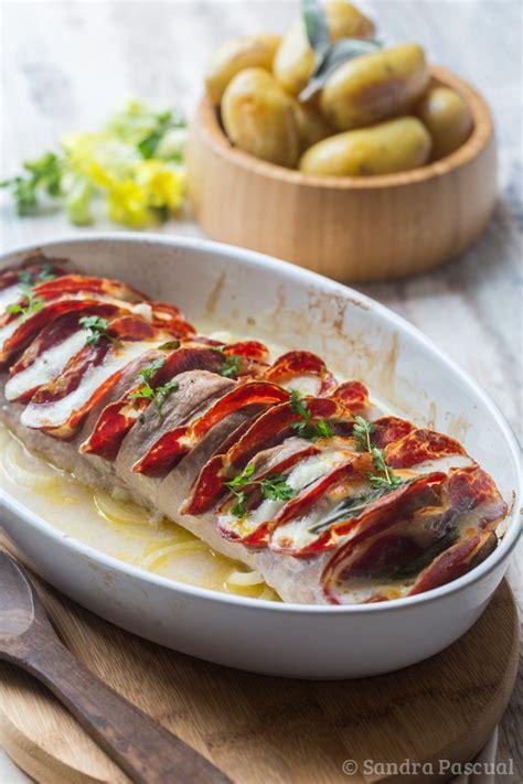 cuisine addic filet mignon orloff way with coppa and mozzarella