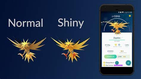pokemon  estos son todos los pokemon shiny  podras
