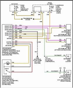 2004 Buick Rainier Wiring Diagram