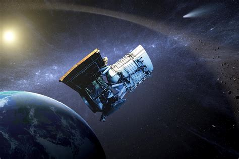 NASA's NEOWISE mission discovers 97 new asteroids, comets ...