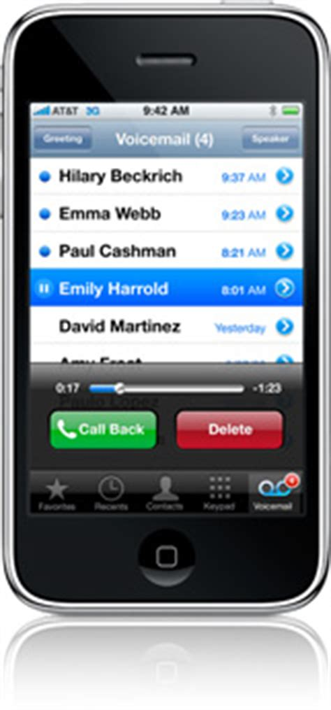 iphone visual voicemail how to fix quot visual voicemail quot bug on iphone 4