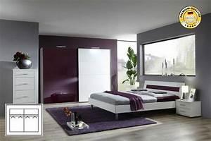 Schlafzimmer Komplett Schwebetürenschrank : schlafzimmer brombeer ~ Markanthonyermac.com Haus und Dekorationen