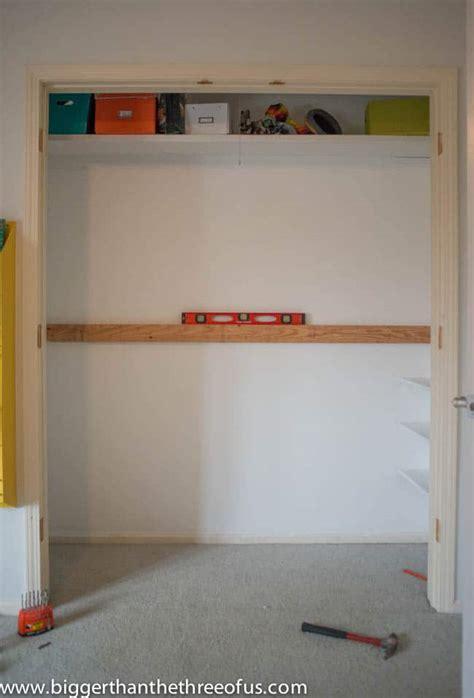 how to make closet how to build a closet loft