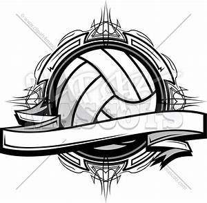 volleyball design graphic vector logo With volleyball logo design templates