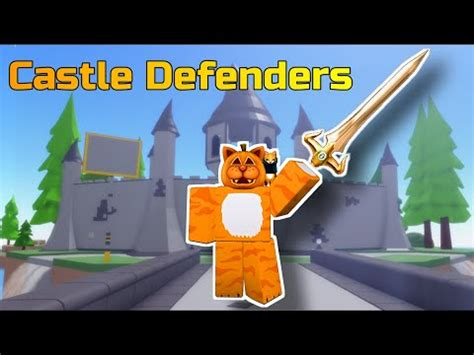 Toy defence 2 — tower defense game. Roblox Castle Defenders Codes+3 pack opening | Doovi