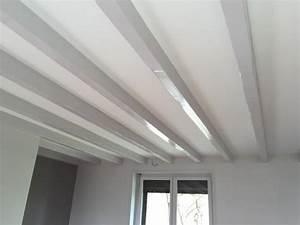 Peinture poutre bois plafond kirafes for Good peindre des poutres au plafond 0 peinture poutre bois plafond kirafes