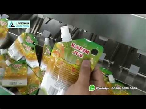 pouch filling machine   price  india