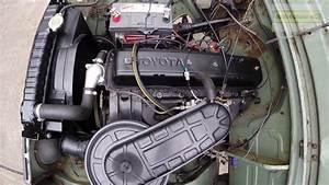 Engine Toyota Land Cruiser Fj40 Silnki Toyota Fj40