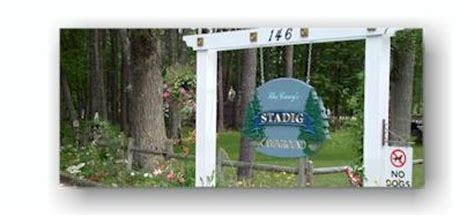 Stadig Campground Contact Information Stadig Campground