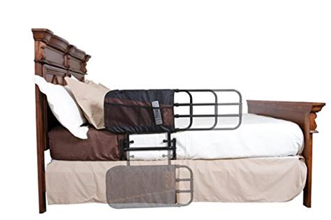 Bed Rail For Elderly by Adjustable Bed Rail Elderly Safety Guard Bedrail Secure