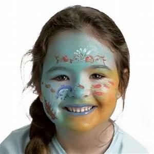 Modele Maquillage Carnaval Facile : maquillage facile enfant sir ne id es conseils et tuto maquillage ~ Melissatoandfro.com Idées de Décoration