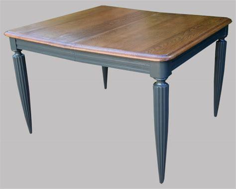 table cuisine carr馥 90 table carree avec allonges table de cuisine snack carr e en stratifi avec allonge valencia 4 pieds tables chaises table carr e 130cm avec