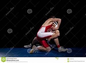 Wrestling stock image. Image of male, opponents, wrestler ...