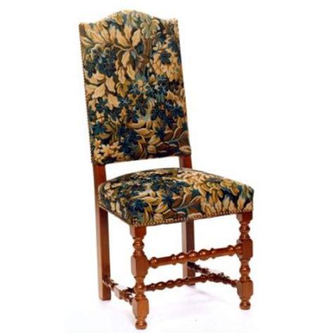 chaise louis xiii réparation de chaise fauteuil tapissier rempaillage cannage