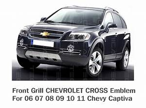 Genuine Parts Front Grill Chevrolet Emblem 96442719 For