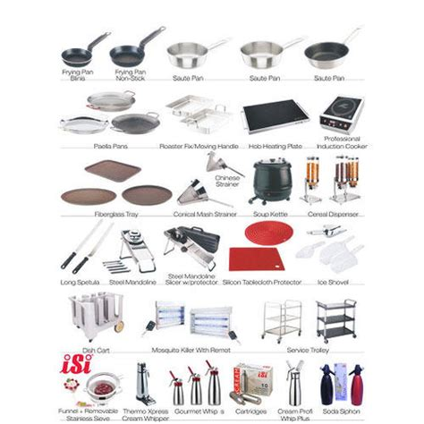 kitchen tools and equipment kitchen tools and equipments names home design ideas