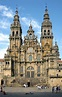Kathedrale von Santiago de Compostela - Wikiwand