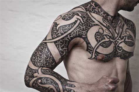 10+ Traditional Viking Tattoos