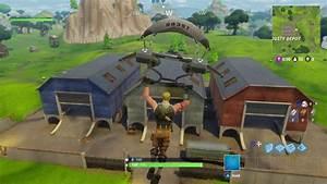 Fortnite Battle Royale Dangerous Dusty Depot YouTube