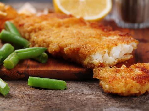sos cuisine com filets de poisson panés