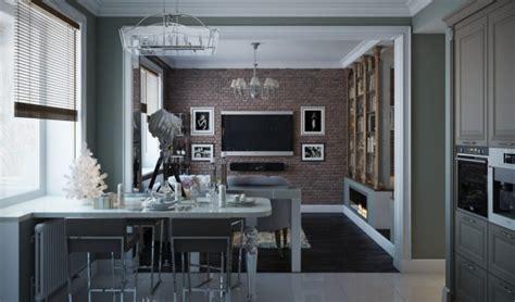 2 Single Bedroom Apartment Designs 75 Square Meters With Floor Plans by 2 Single Bedroom Apartment Designs 75 Square Meters