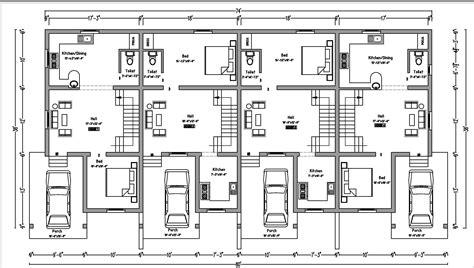 row house floor plan modern row house plans google search row house plan floor plans for row houses in india modern