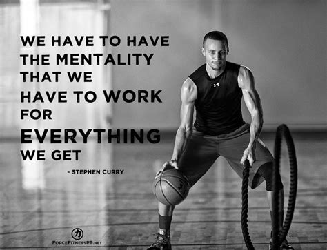 stephen curry fitness mentality hard work work effort