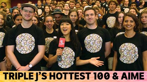Triple J's Hottest 100 Partnering With Aime