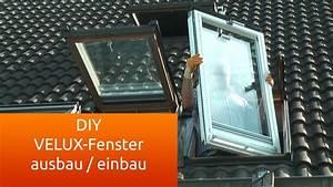 Velux Fenster Einbau : velux fenster ausbau und einbau anleitung deutsch youtube ~ Orissabook.com Haus und Dekorationen