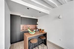 5 astuces d39architectes pour optimiser l39amenagement d39un With creer une cuisine dans un petit espace