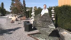 Wasserspiel Garten Selber Bauen : wasserspiele wasserfindlinge youtube ~ A.2002-acura-tl-radio.info Haus und Dekorationen
