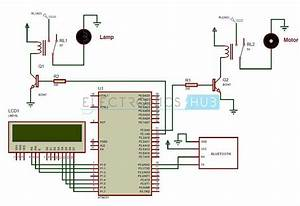 Simple Drone Circuit Diagram