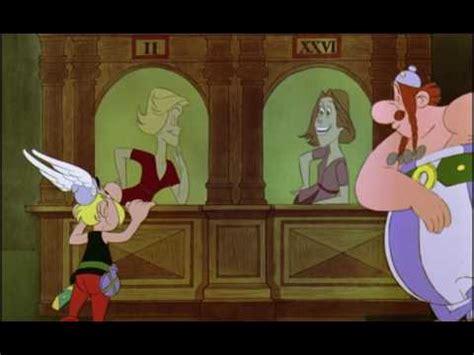 asterix erobert rom bayrisch doovi