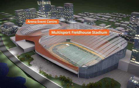 Calgary Flames reveal plans for CA$890m arena & sports ...