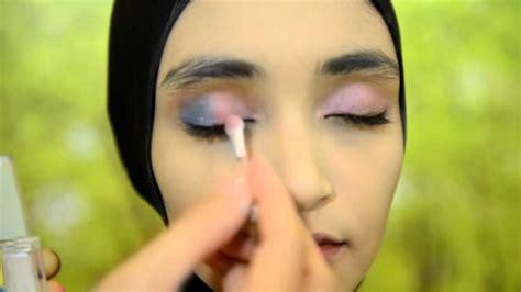 tutorial make up bersama sariayu martha tilaar dan