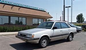 1988 Subaru Gl - Information And Photos