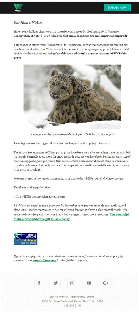 examples  great fundraising emails agoodcause