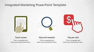 touch screen search and ppc clipart for powerpoint With ppc strategy template