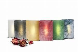 Teelichthalter Glas Bunt : 6 bunte teelichthalter set aus glas kerzenhalter windlicht ~ Watch28wear.com Haus und Dekorationen