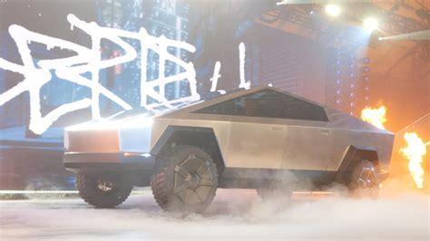 tesla cybertruck  ride   pickup   future