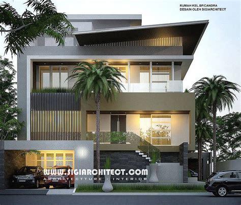 desain rumah mewah hook   lantai modern minimalis