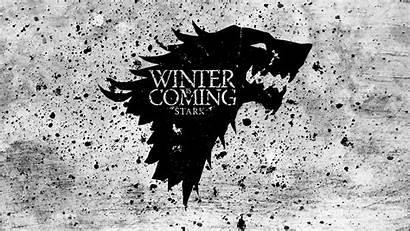 Coming Winter Thrones Deviantart Desktop Wallpapers Stark