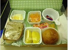 Can Someone Tell Me What This Airline Meal Is? Live and