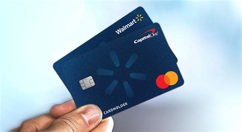 How to activate your capital one card by phone. Capital One Walmart Credit Card