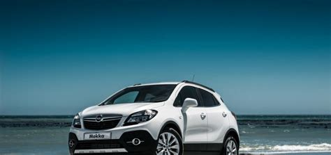 opel mokka   introduced  south africa gm authority