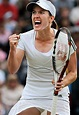 Justine Henin #wimbledon #tennis | Sporter, Beroemdheden ...