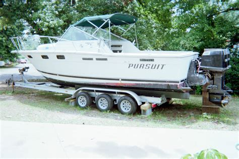 Pursuit Boats For Sale Ebay by Tiara 2700 Pursuit 1985 For Sale For 12 000 Boats From